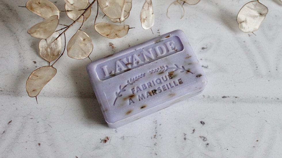Lavender Soap & Travel Bag