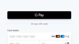 Google Pay on GetHouseSurvey.ie