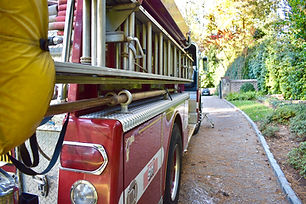 Fire truck, ladder, party, events, event
