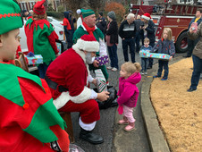 Mountain Park Santa Run 2019