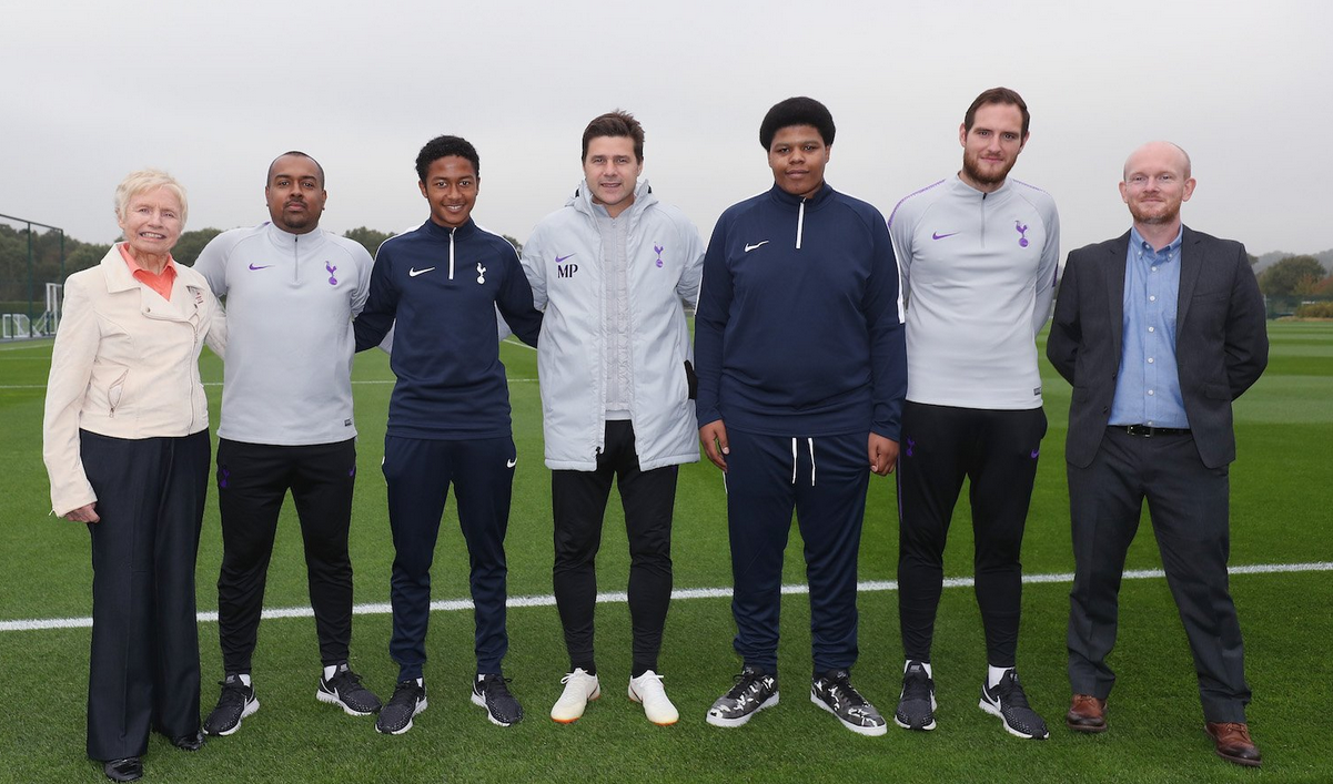 See what the SSMF is doing to tackle youth crime in north London