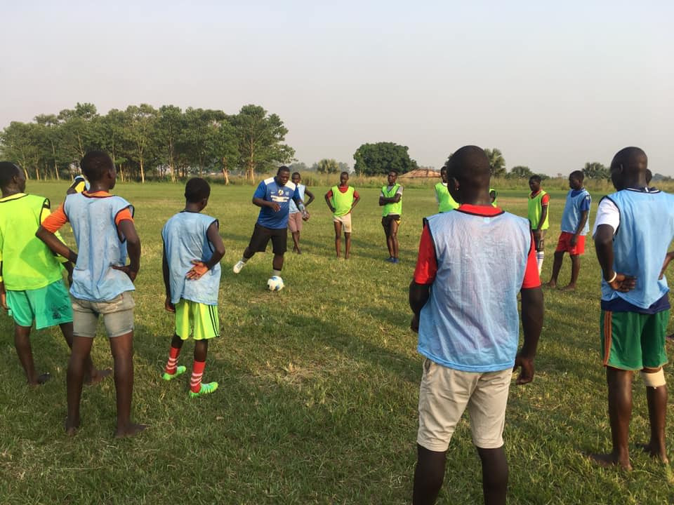 Find out how the SSMF is rehabilitating former child soldiers in Uganda