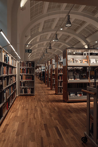 close library with vaulted ceilings.jpg