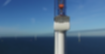 Burbo Bank Wind Farm Worlds Tallest Drone Aerial Inspection Survey