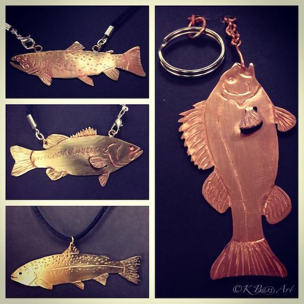 Fish Jewelry III