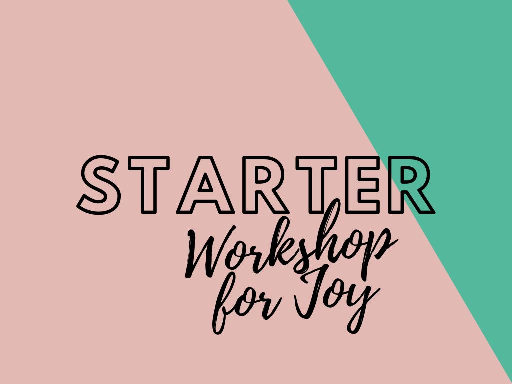 START2CRICUT - JOY