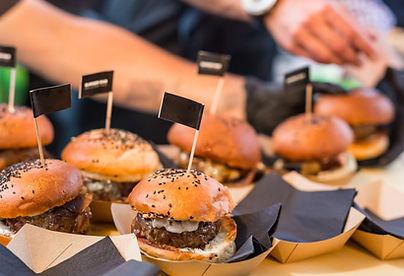 hamburger trays, trays for fast food, kutijice za dostavu, ambalaža za dostavu hrane