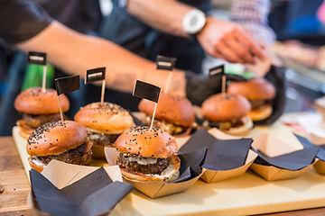 Mini Hamburgers par AB Event DZ