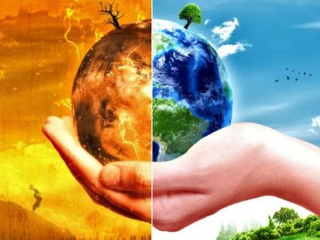 משבר אקלים ואנרגיה - זה בידיים שלנו