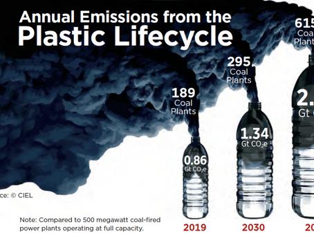 המחירים הנסתרים של פלסטיק