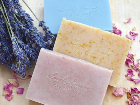 סבון טבעי - הסוד להיגיינה מירבית