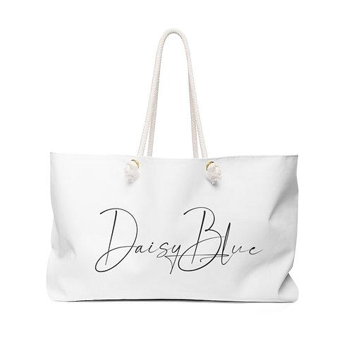 Daisy Blue Weekender Bag