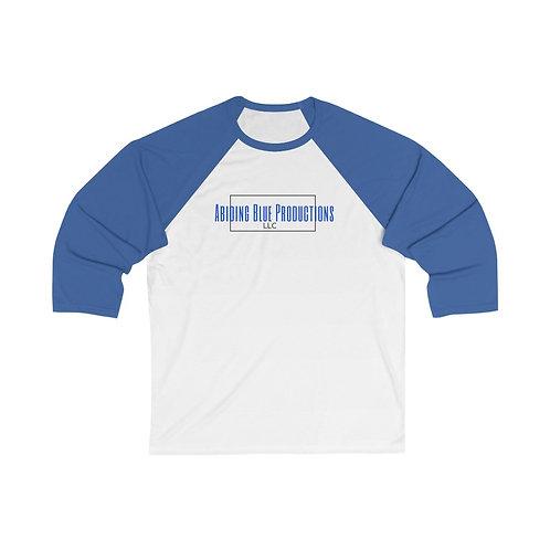 Abiding Blue -Blue Crew - Unisex Baseball Tee