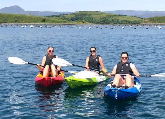 Sea Kayaking Bantry Bay