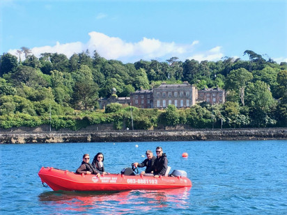 Boat Tour West Cork
