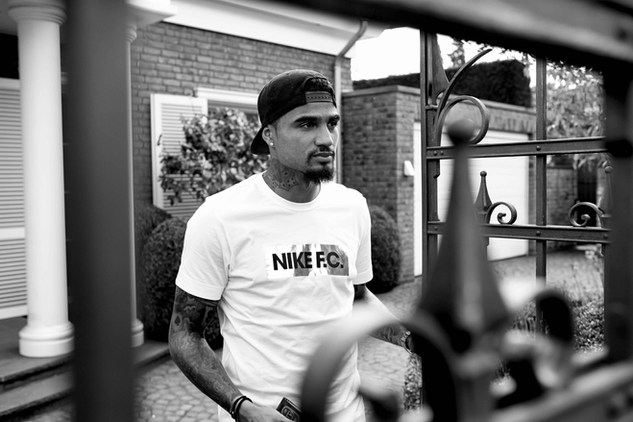 Kevin Prince Boateng for Nike