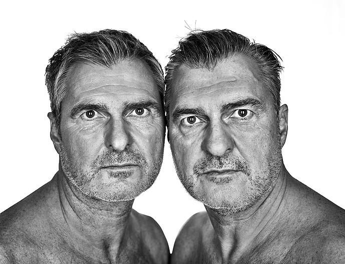 Uli und Michael Roth