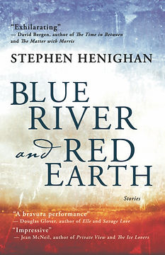 Blue River and Red Earth