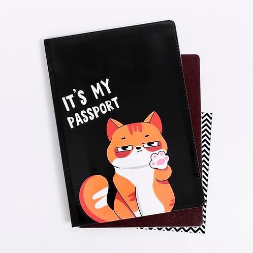 """Обложка на паспорт  """" Это мой паспорт"""""""