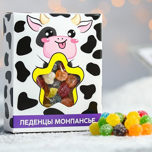 Монпансье «Корова»