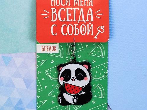 Брелок акриловый «Панда»