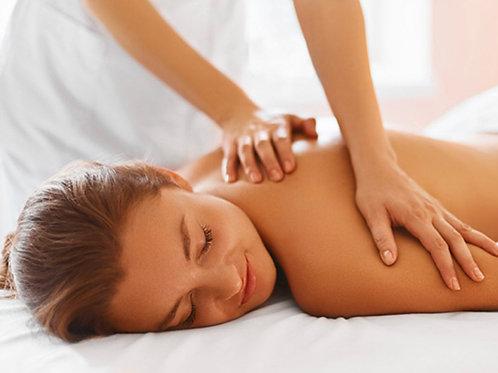 Massage//douleur dorsale//AMQ:17-3070