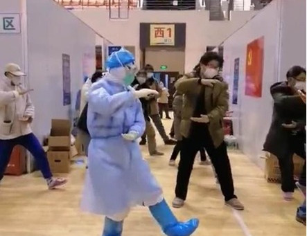 En China recomiendan el Qi Gong para combatir al coronavirus