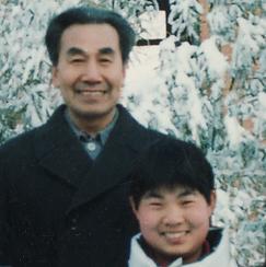 Pang Ming y Zhang Qing Lao Shi