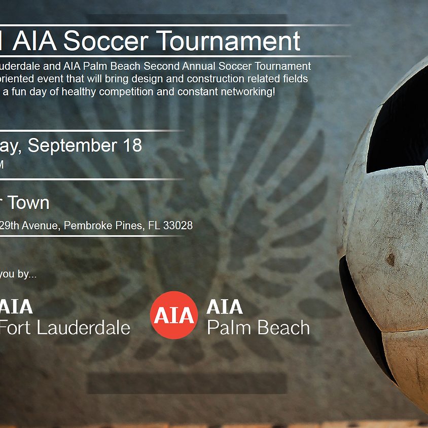 Soccer Tournament and Networking Event