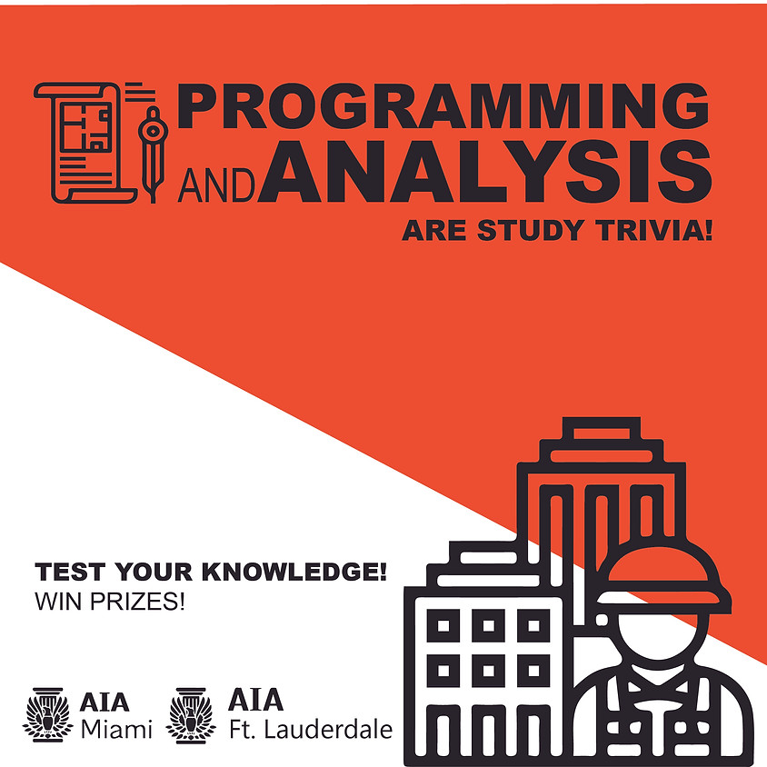 ARE Trivia Session: Programming and Analysis