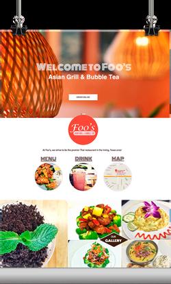 Foos Asian Grill