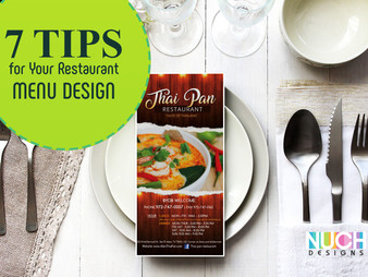 7 Tips a Professional Will Use for Your Restaurant Menu Design