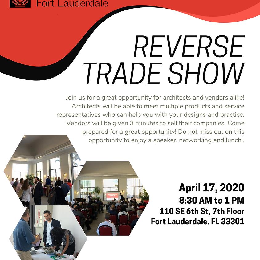 Reverse Trade Show 2020