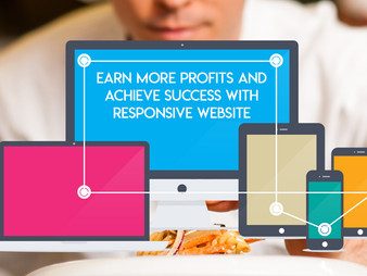 Earn More Profits and Achieve Success with Responsive Website Design for Your Restaurant