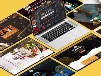 Create Your Restaurant Website within 24 Hrs with Wix