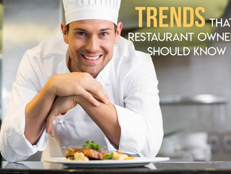 Restaurant Web Design – Trends That Restaurant Owners Should Know