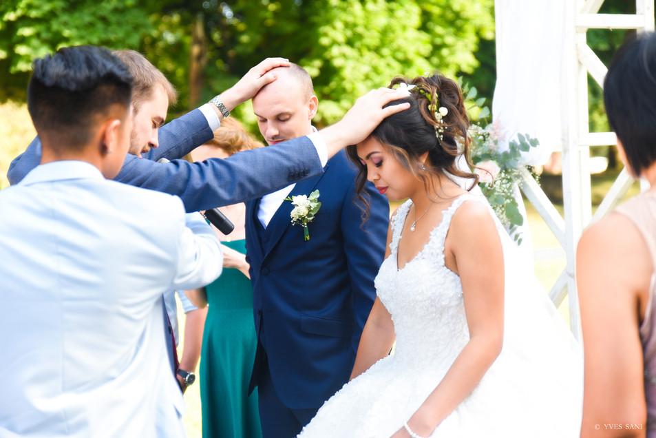 Bénédiction du Mariage