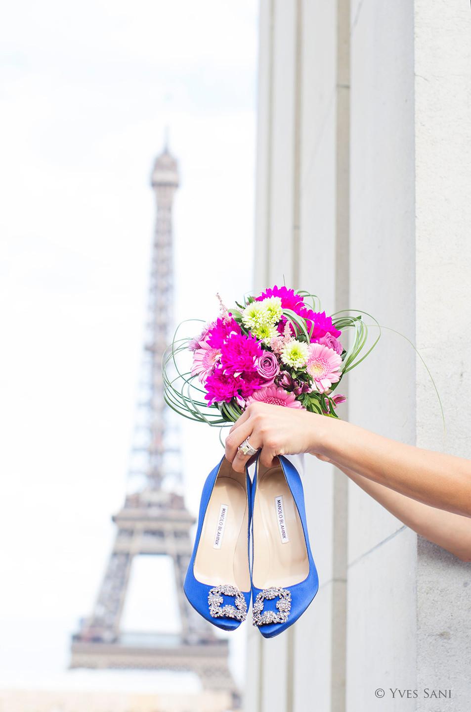Mariage Paris - Accesoires