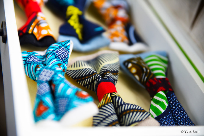 Noeud papillon Wax Issafrica
