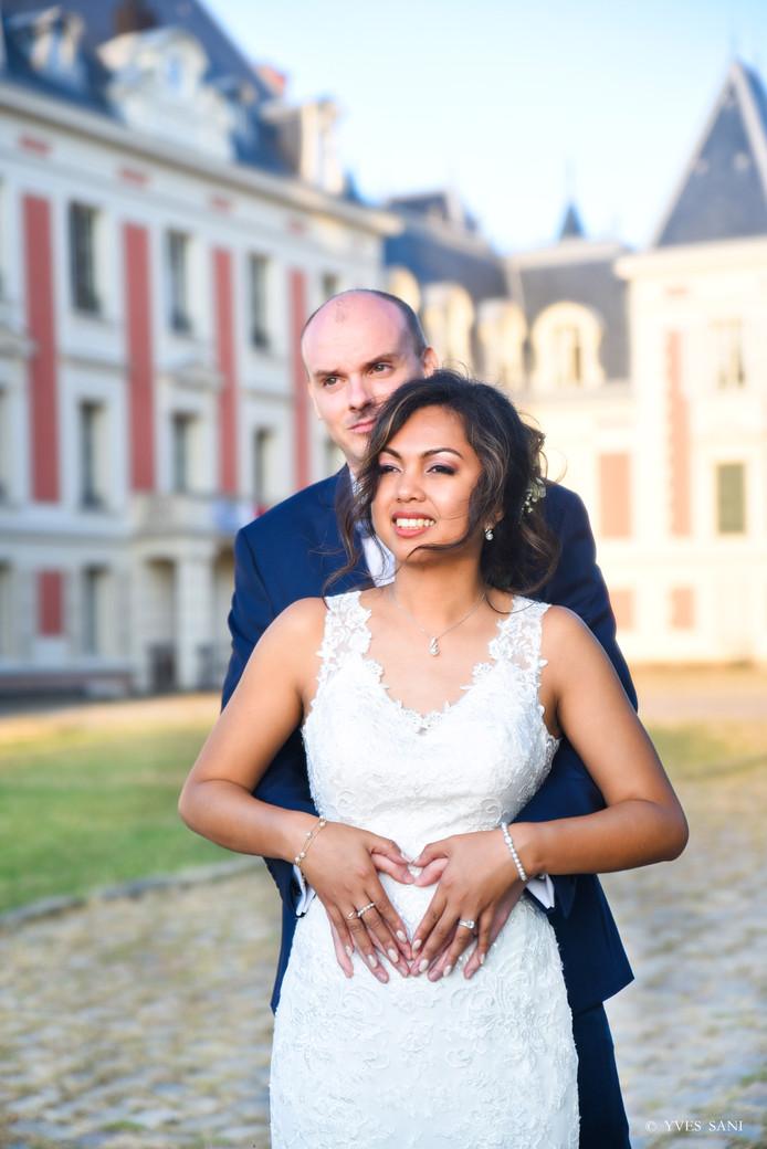 Mariage au Château du Monceau