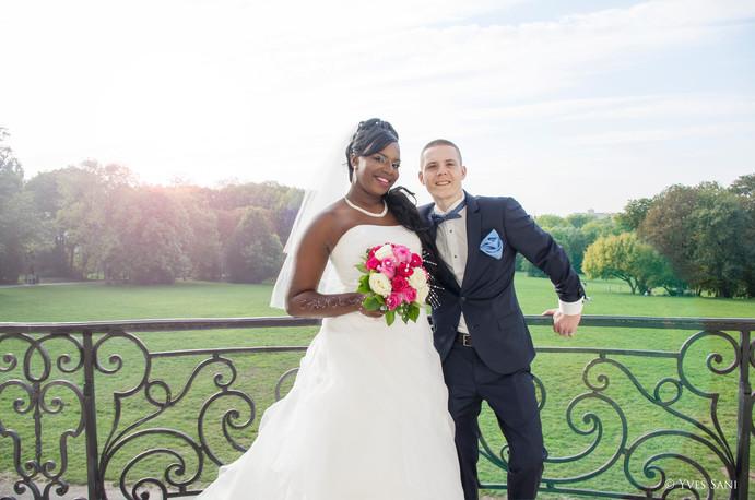 Mariage Parc de Morsang-sur-orge