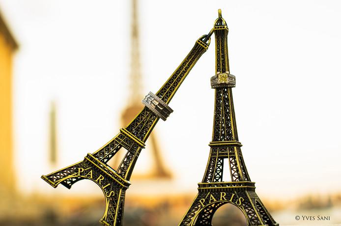 Mariage Paris - Tour Eiffel & Alliances