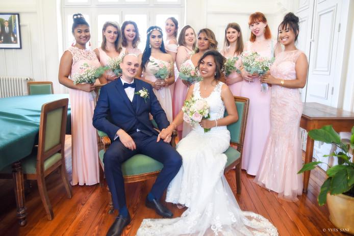 Les Mariés et les FH