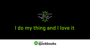 QuickBooks Self-Employed Lets Me Do My Thing