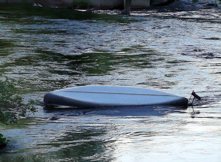 Capsized and Alone