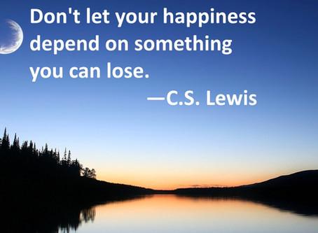 Quantifying Happiness