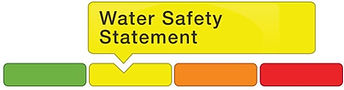 Water Safety Statement Icon