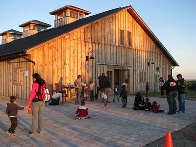 Image of Northwest view of Heritage Hall