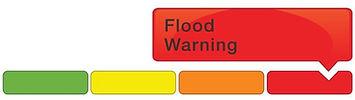 Flood Warning Icon