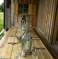 Image of Heritage Hall Table Setting
